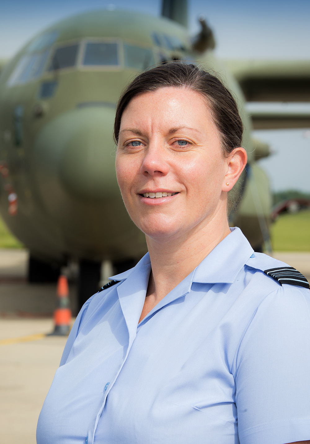 Squadron Leader Trudy Askew Senior Engineering Officer