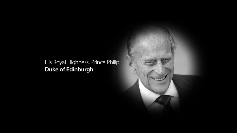 Image shows His Royal Highness Prince Philip, the Duke of Edinburgh.