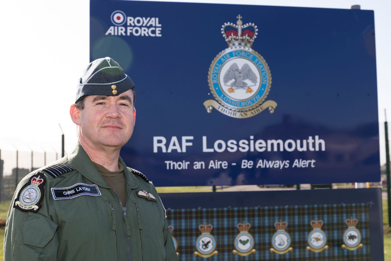RAF-LOSSIMOUTH-SIGN