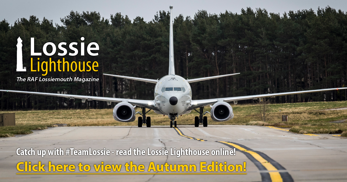 Click here to view the Autumn Edition of the Lossie Lighthouse.