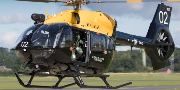 Airbus H145 Jupiter | Royal Air Force