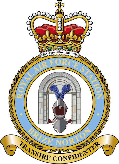 Crest for RAF Brize Norton